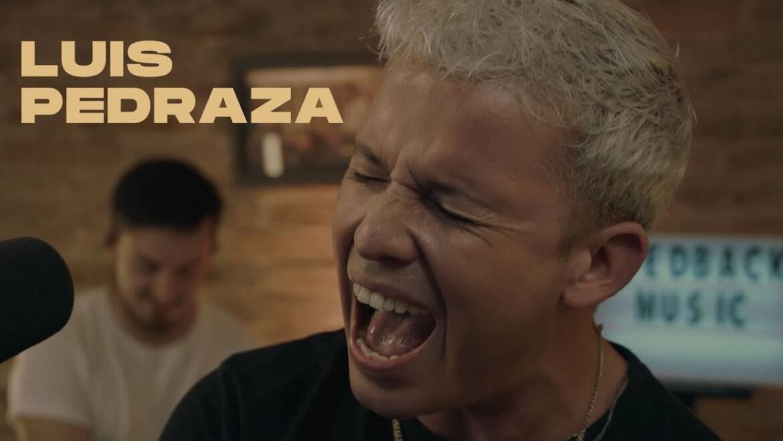 #FeedbackSession – Luis Pedraza